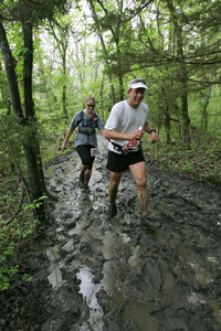 Photo from the Free State Trail Run.