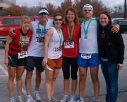 Photo from the 2010 Gobbler Grind.
