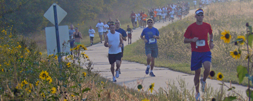 photo from the Cooper's Cause 5K.