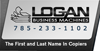 Link to Logan Business Machines, a sponsor of the Thanksgiving Day Run.