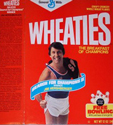 Photo of Jim Hershberger on the Wheaties box.