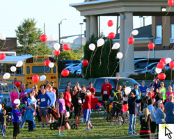 Slideshow of the September 22, 2012 Coopers Cause 5K.