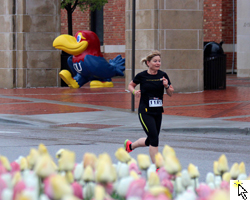 Link to Flickr photos from the 2013 Hilltop Hustle 5K.