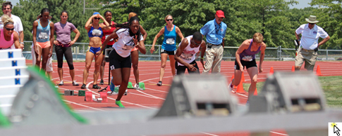 Link to Flickr photos from the USATF Track and Field Championships in Olathe.