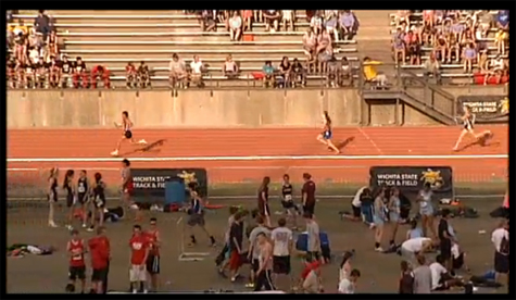 Video of the Griuls 4x400 6A race - Lawrence High the winner.