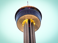 Photo of the Tower of Americas.